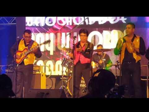 El Super Estrella El Guayabo,En El Show De Johnny y Nora Canales