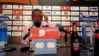Video Xavi Sastre RP post 5º partido play off Cafés Candelas Breogán - Palma AIr Europa