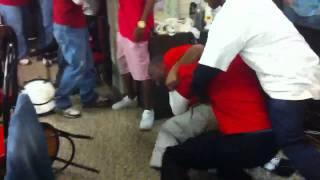 Waffle house fight (Tuscaloosa) thumbnail