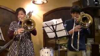 Proco ♪ Jazz カルテット 手作りホットケーキの店 喫茶館プロコップ.