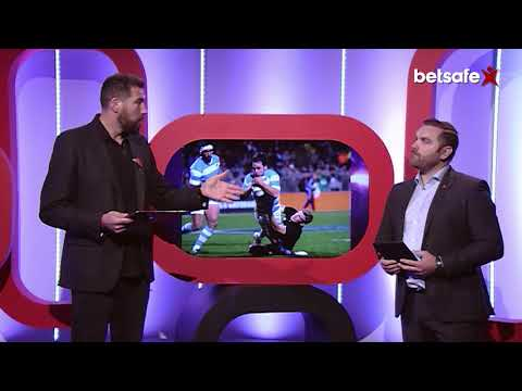 Autumn International Rugby Preview Week Two 2017 - Hamilton and Goode