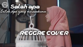 Salah apa reggae cover by jovita aurel