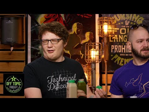 I Quit Soda For A Day - Off Topic #124