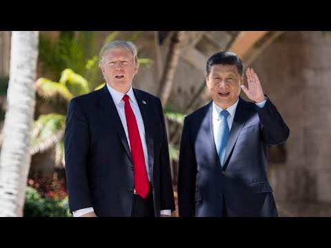 The US And China Work To Coordinate A Meeting Between Trump And Xi