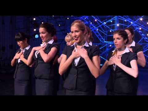 Pitch Perfect - The Sign, Eternal Flame, Turn the Beat Around