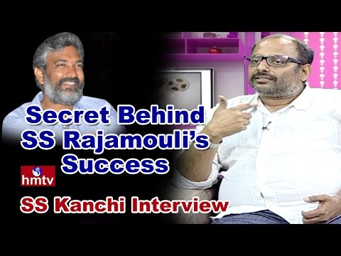 SS Kanchi About SS Rajamouli's Success Secret | Exclusive Interview | Coffees And Movies | HMTV