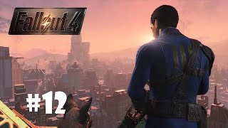 Fallout 4 12 Мочим Биг мак и лечим Кейт D стримчик