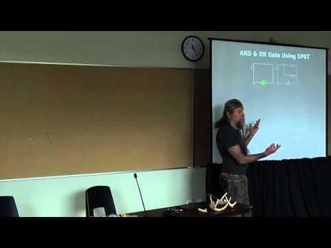 OSB2014 - Lars Lohn - Nest + Pellet Stove + Yurt