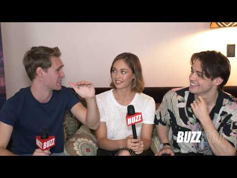 """Harry Jarvis, Juliet Doherty and Thomas Doherty Talk """"High Strung Free Dance"""""""