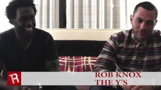 Trending Report Interviews Rob Knox