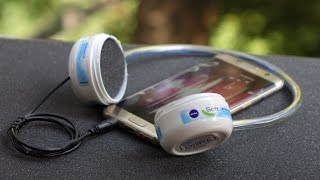 How to Make a Stereo Headphone at Home Using Waste Materials