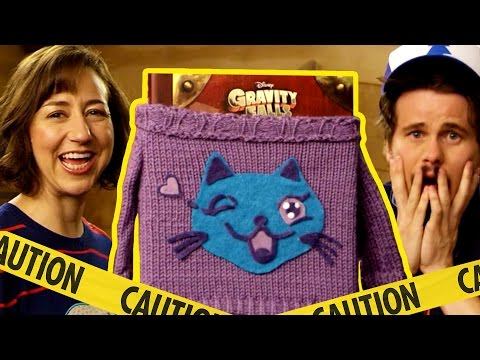Gravity Falls Journal 3 Infomercial | Oh My Disney