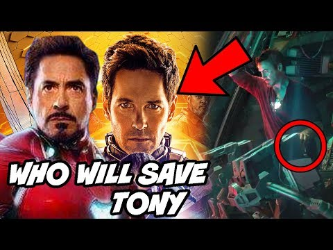 Play How will Tony IRON MAN Survive in Space in Avengers 4 Endgame after Avengers Infinity War