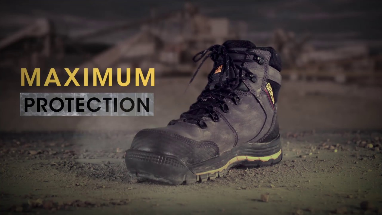 1e5d462dbf5 Experience the Power of the MUNISING S3 Safety Boots