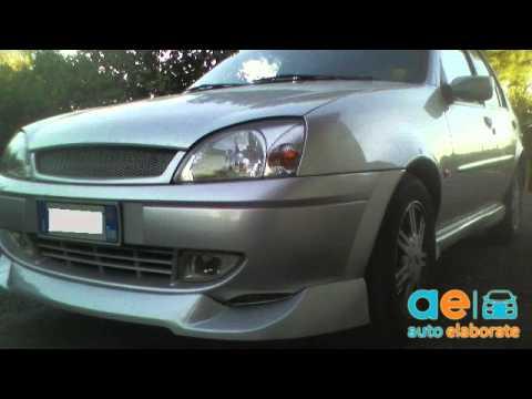 Ford Fiesta Mk5 Tuning