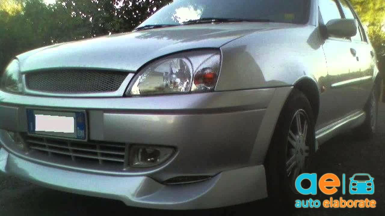 Ford Fiesta Mk5 Tuning Youtube