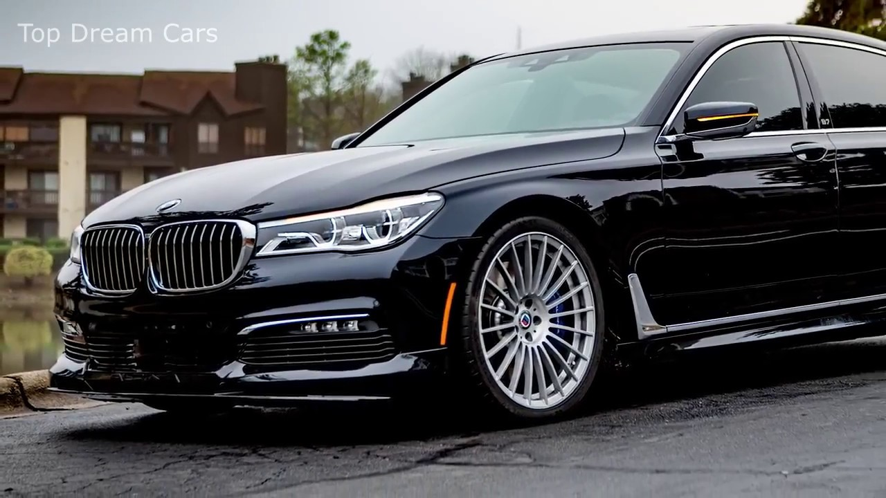 The New BMW M Alpina B BITURBO YouTube - Bmw m7 alpina