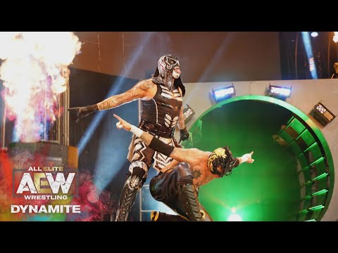 WILL THE LUCHA BROS ACCEPT THE BEST FRIENDS CHALLENGE? | AEW DYNAMITE 3/18/20, Empty Arena