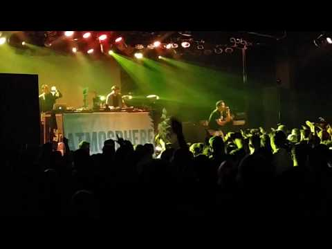 Atmosphere - Let Me Know What You Want Now Live @ Commodore Ballroom