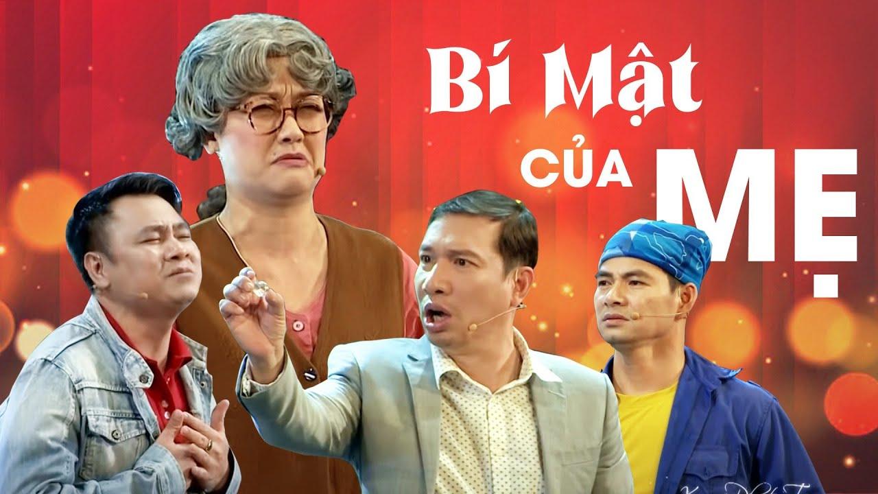 Bí Mật Của Mẹ | Phim Hài Tết 2017