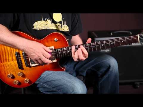 Major/Minor Pentatonic Scale Licks Inspired by Slash of Guns N' Roses