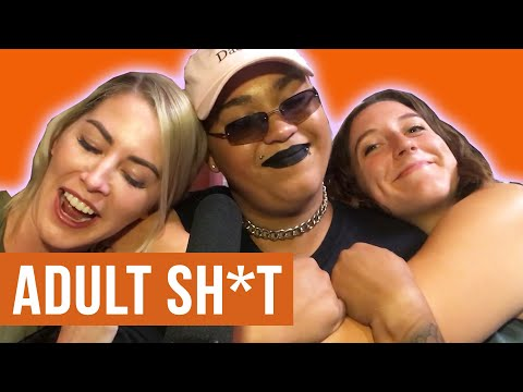 SEXUALITY AND LABELS // ADULT SH*T THE PODCAST - Episode 2