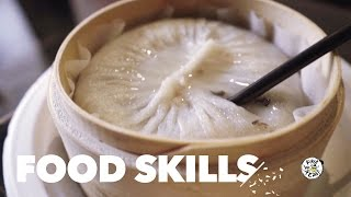 The Biggest Soup Dumpling in NYC | Food Skills