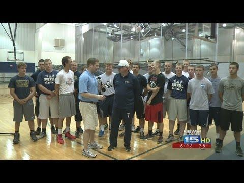 Norwell high school baseball named FWO Team of the Week on WANE-TV May 28, 2013