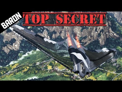 War Thunder Jets - NAZI STEALTH PLANE (War Thunder Gameplay)