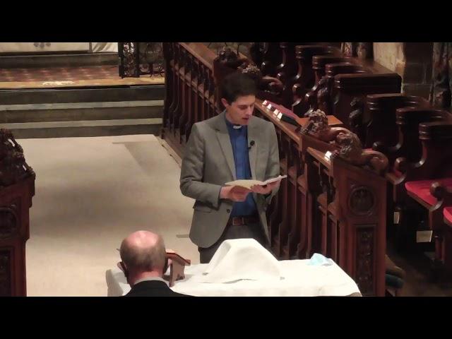 Canford  Magna Parish Church 9:00 Communion 4/10/20