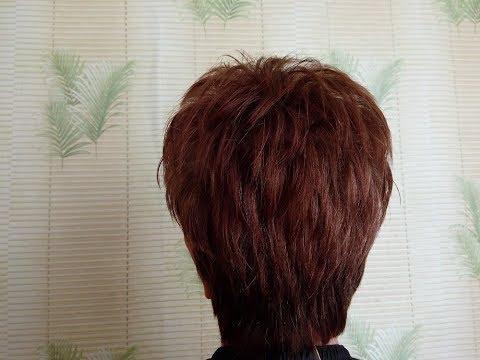 Укладка на короткие волосы фото с объемом в домашних условиях фото