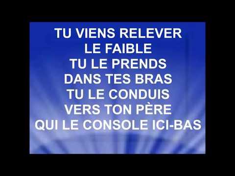 RELEVER LE FAIBLE - Glorious - Marie Cazenave