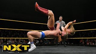 Tyler Bate vs. Pete Dunne - WWE United Kingdom Championship Match: WWE NXT, Dec. 20, 2017