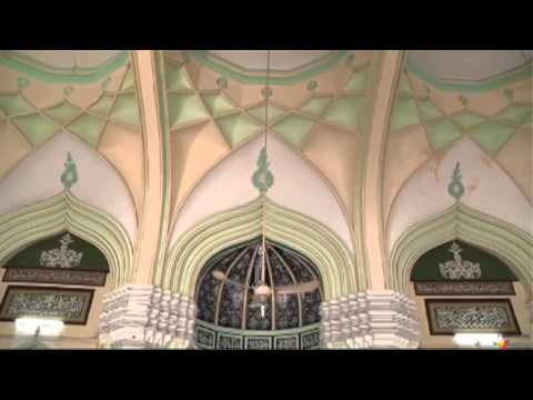 Kharati Begum and Tom Mosque Hyderabad