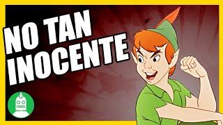 Peter Pan y sus oscuros secretos (Atómico #207) en Átomo Network thumbnail