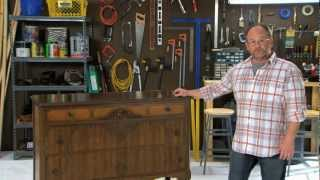 Elmer's Hardware How-to: Repair Dresser Drawers using Elmer's Carpenter Wood Glue and Wood Filler