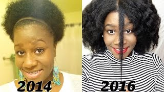 10 Hair Growth Tips For Natural Hair   How To Grow Your Hair Fast!!!
