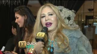 ET بالعربي  - جولة على أخبار المشاهير العرب والاجانب في  Quick Hits