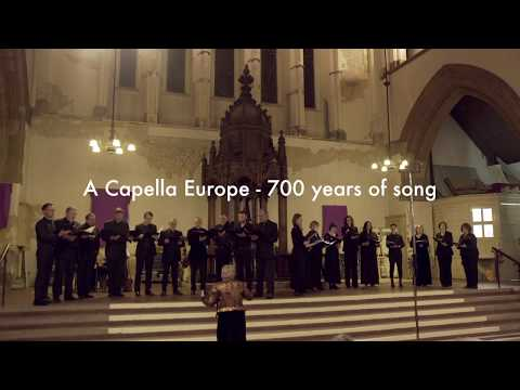 A CAPPELLA EUROPE - 700 YEARS OF SONG | BREMF