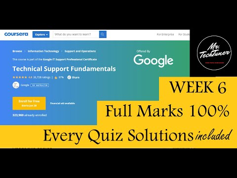 Google IT Support Professional Certificate Course | Week 6 | Quiz: Customer Service | 2020