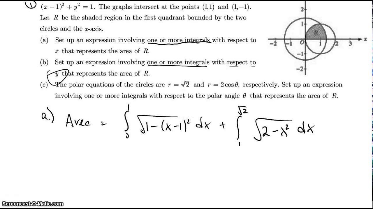 AP Calculus BC: 2003B #2 - YouTube