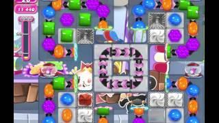 Candy Crush Saga - Level 1159 No boosters - 2 Stars✰✰