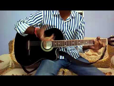 Hamari adhuri kahani Guitar chords and lesson with Detailed Strumming