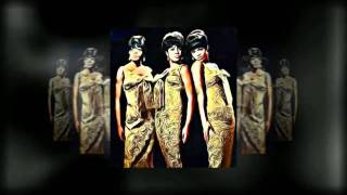 THE SUPREMES shake me, wake me (when it