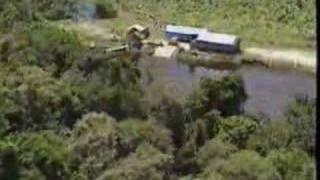 Ataque posto do Exército Brasileiro - Rio Traíra 1991