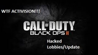 COD-BO2 Hacked Lobbies/ Slow Movement