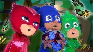 PJ Masks em Português 1ª Temporada Momentos Incríveis!  Compilação de episódios | Desenhos Animados