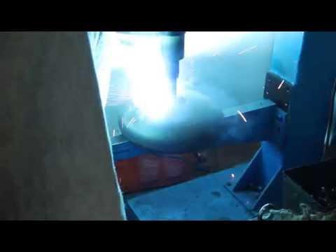 Производство ресиверов для компрессоров «Интерскол» на заводе «Автоприбор» (г. Владимир)