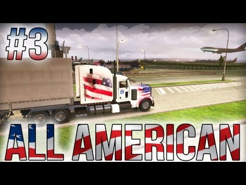 All American - Part #3 - Euro Truck Simulator 2 (Research Profile)