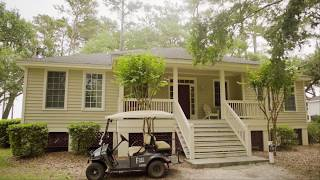 4 BR Beach Overlook Cottage on Daufuskie Island SC